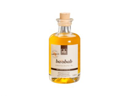 Neu: Baobab Pflege Öl