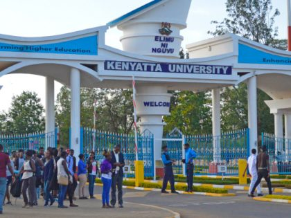 """Entrepreneurship in Agriculture"": africrops! Vortrag an der Kenyatta University in Kenia"