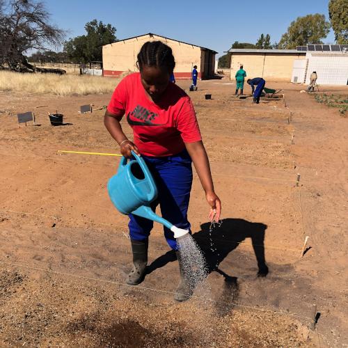 Berufsbildung Namibia