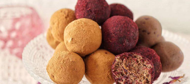 Hibiscus truffles