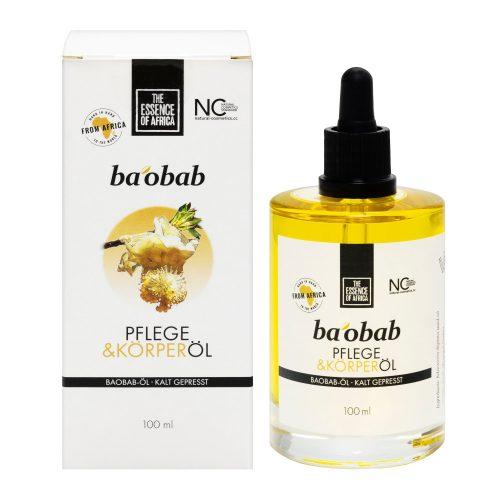 Baobab Öl kaltgepresst vegan