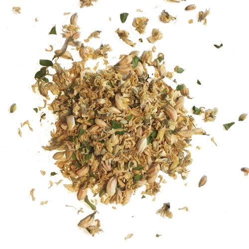 bio moringa blueten tee